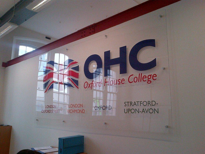 Oxford house college London