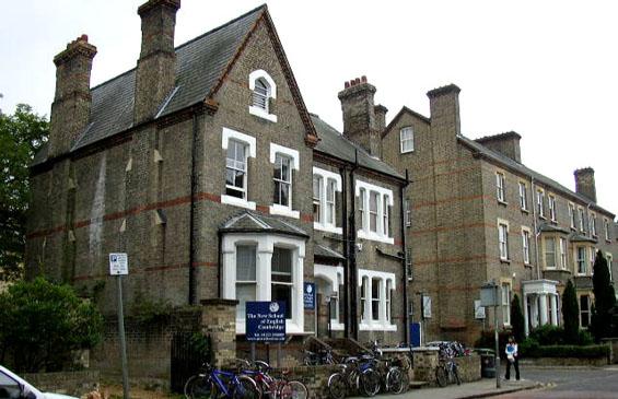 St. Giles International Cambridge