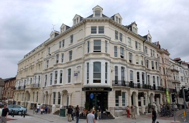 St. Giles International Brighton