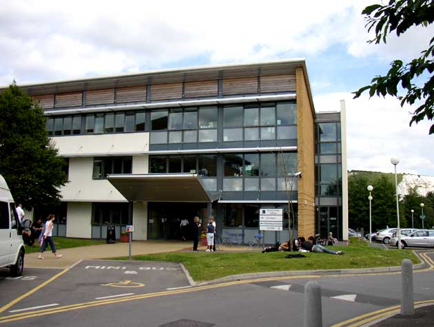 East Sussex College (Lewes campus)